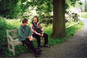 Carsten Ludwig, Martin Mayes